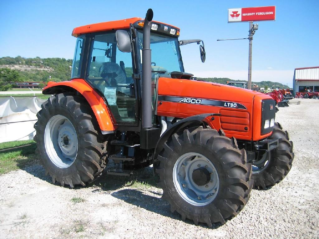 New Agco Tractors : Agco lt a tractor construction plant wiki fandom