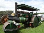 Aveling-Barford roller sn998