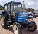 Iseki 7020 MFWD - 1987