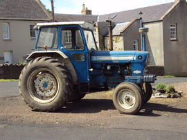 Harveys Ford 7000