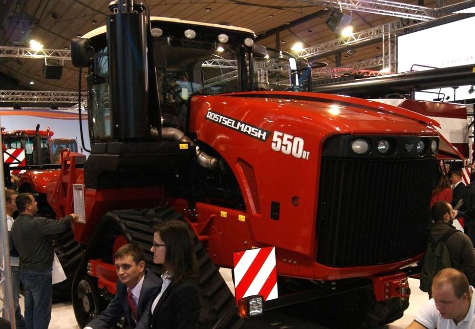 Cummins Diesel Trucks >> RostSelMash 550 DT | Tractor & Construction Plant Wiki | Fandom powered by Wikia