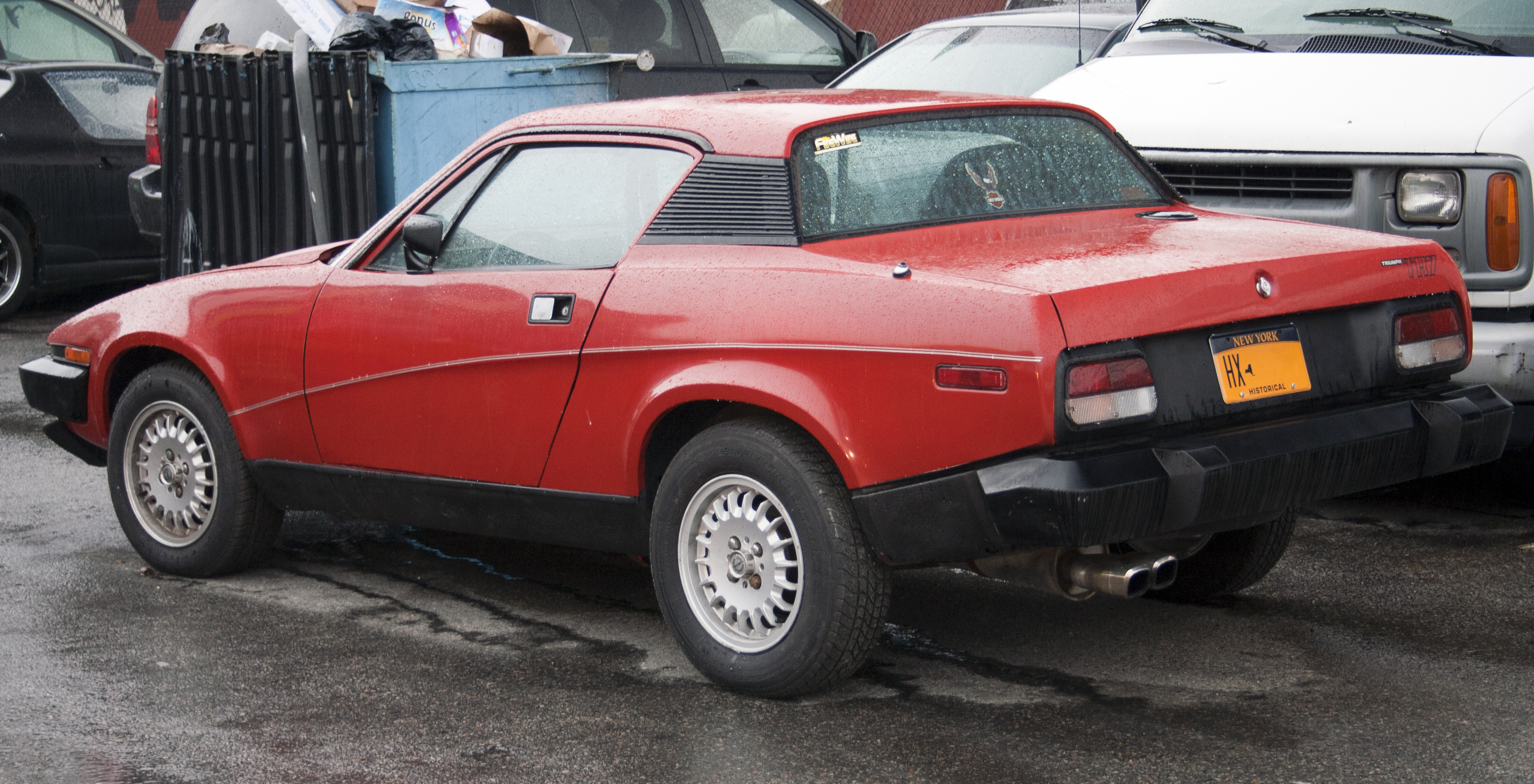 One last look at Triumph's TR7: Was it as bad (or as | Hemmings Daily