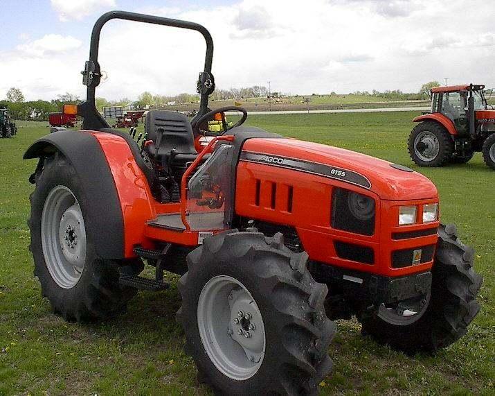 New Agco Tractors : Agco gt tractor construction plant wiki fandom