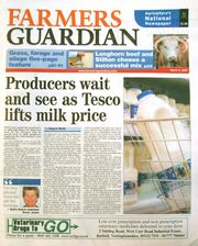 Front page of paper March 07