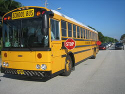 Thomas School Bus Bus