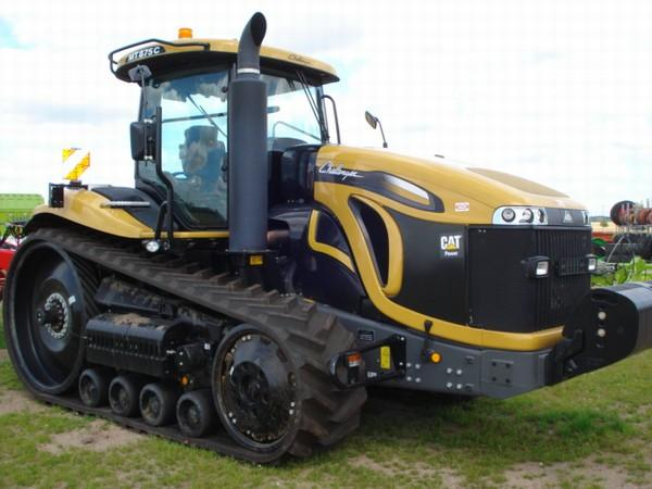 Challenger mt875c tractor construction plant wiki fandom powered by wikia - Image tracteur ...