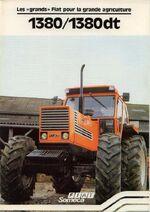 Fiat Someca 1380 DT MFWD brochure