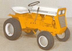International Cub Cadet 125 1968