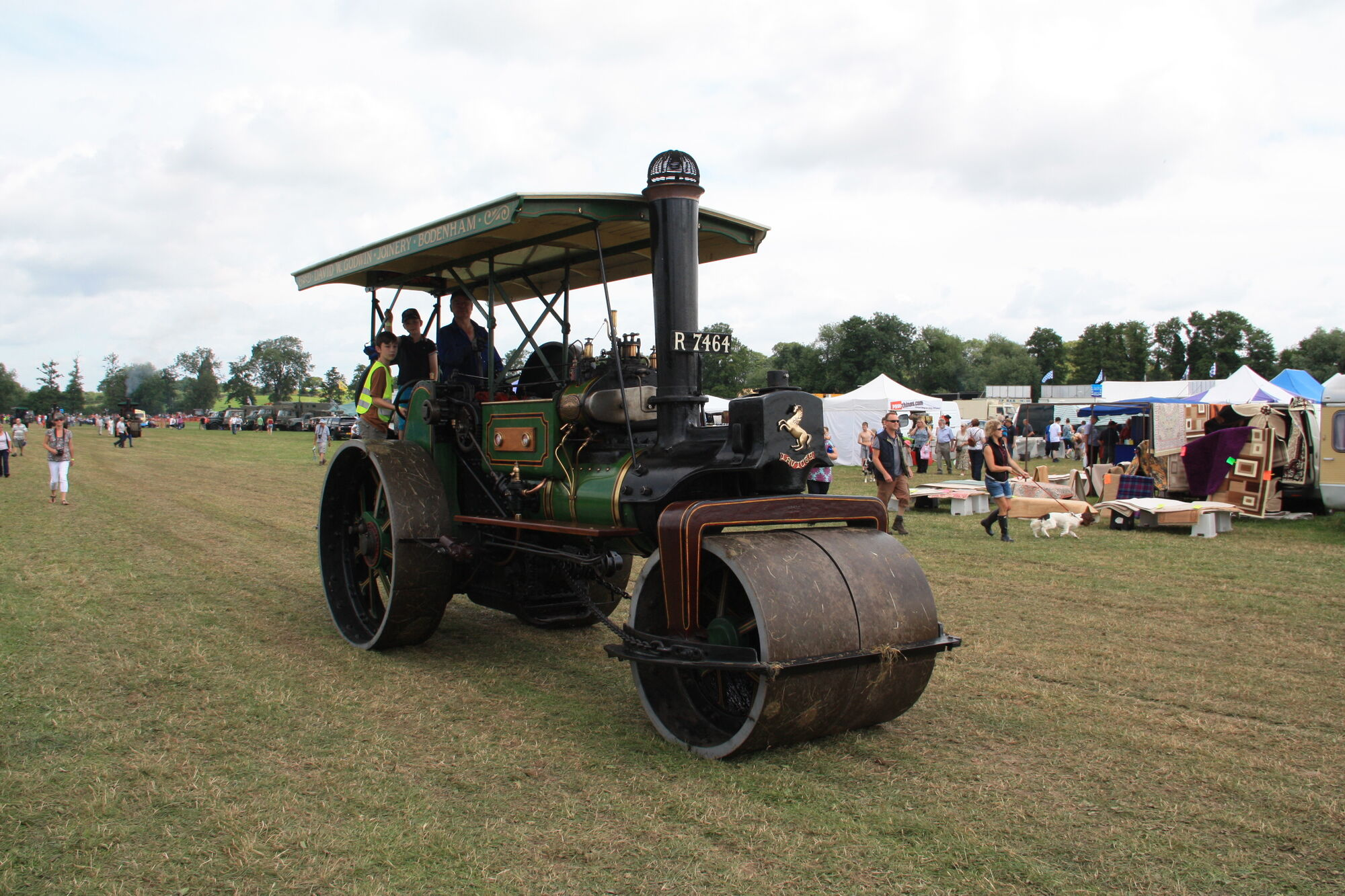 Aveling porter no 10059 tractor construction plant wiki fandom powered by wikia - Porter international wiki ...