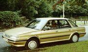 Austin Montego gold 1984