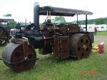Wallis and Steevens no. 8058 - roller - OU 4737 at Belvoir 08 - DSC01242