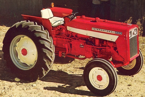 International Harvester 444 Tractor Parts : Manual for case tractor specifications freemixbt