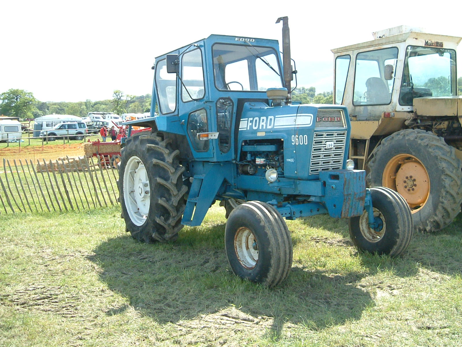 Ford 9600 Tractor : Ford tractor construction plant wiki fandom