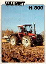 Valmet H 800 4WD bi-directional