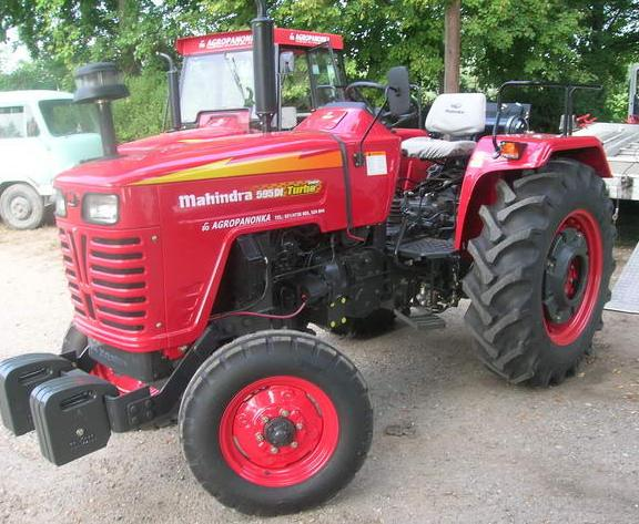 Mahindra 595 Di Turbo Tractor Amp Construction Plant Wiki