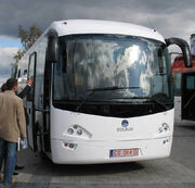 Solbus Soltour in Kielce
