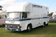 Lambourn Horsebox on Ford D series chassis - at Lincoln 2012IMG 7942