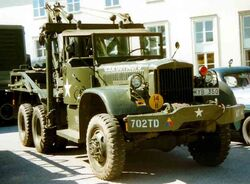Diamond T 969A Wrecker 1943