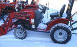 Mahindra 1815 HST MFWD-2007