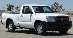 2009 Toyota Tacoma -- NHTSA