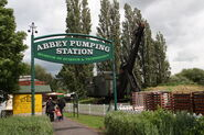 Abbey Pumping Entrance