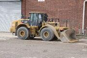 Cat 966H wheeled loader at Finning UK - Cannock 2011 - IMG 6782