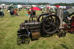 Walsh and Clark Victoria oil engine no.4270 at Duncombe Park 2013 - IMG 1356