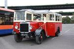 Associated Daimler coach - BS 6496 at SYTR 2011 - IMG 7970