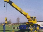 JONES RT20 4X4 Yardcrane