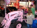 Kioti CK30 MFWD (pink) - 2009