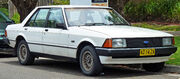 1979-1982 Ford XD Fairmont sedan 01