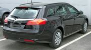 Opel Insignia Sports Tourer 20090314 rear-1