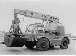 1970 TAYLOR JUMBO 4X4 Loader Diesel