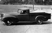 Hudson pickup - 1941