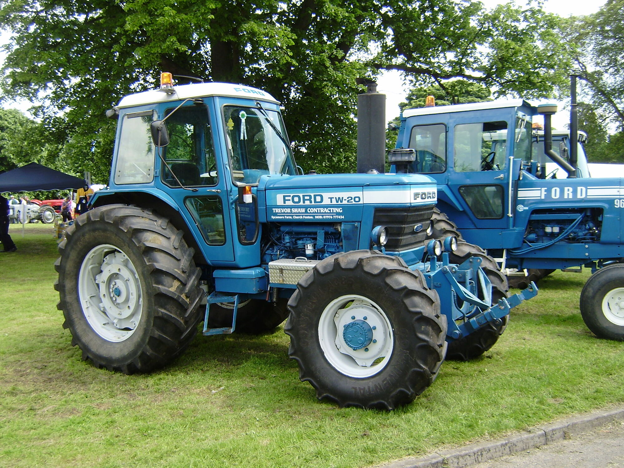 Ford Tractor Pto No 1962 : Ford tw tractor construction plant wiki fandom