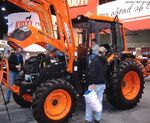 Kioti DX7510 MFWD - 2010