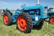 Matbro no. 1755 4x4 tractor reg VCF 951 of 1979 at Carrington 09 - IMG 9935