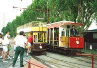 Trams at Seaton
