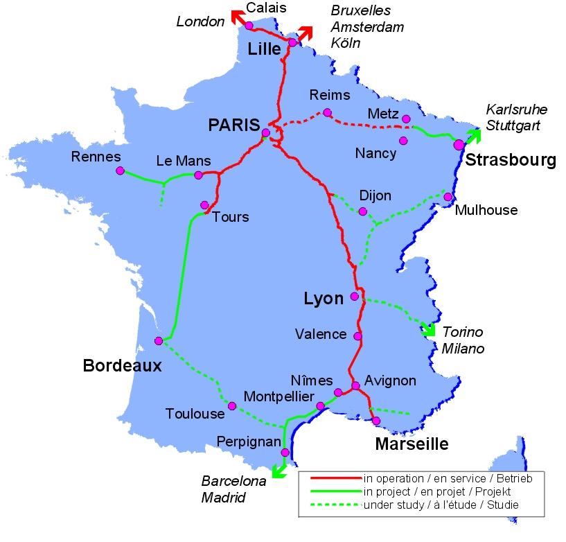 Fichier:LGV France.jpg   Le monde des chemins de fer   Fandom powered by Wikia