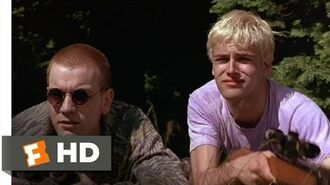 Trainspotting (4 12) Movie CLIP - Sick Boy's Theory of Life (1996) HD