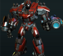 Ironhide (Regeneration)