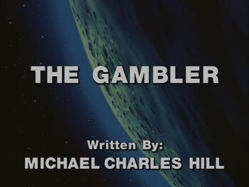 The Gambler title shot