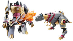 Grimlock Animated Toy