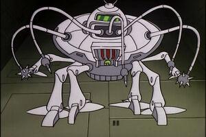 Robo-Smasher