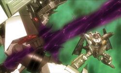 Vector Primevs.Megatron