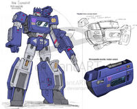 Unused AHM Soundwave