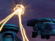 Giant megatron spark