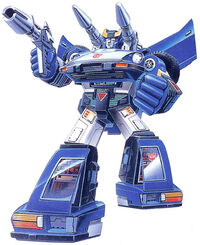 G1 Bluestreak boxart