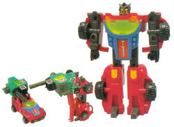 G1Calcar toy