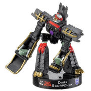 Cybertron Attacktix DarkScroponok